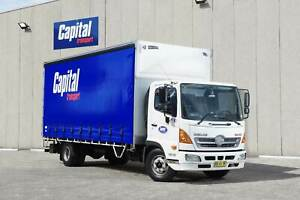 2T-14T TAXI TRUCKS REQUIRED - OWNER DRIVERS
