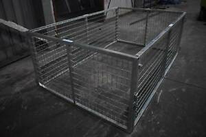 TRAILER CAGE - 7X5 HEAVY DUTY Holden Hill Tea Tree Gully Area Preview