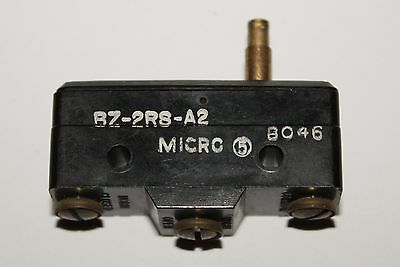 Honeywell Micro Switch Plunger Action Limit Switch Bz 2rs A2