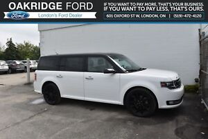 2018 Ford Flex 4DR SUV LIMITED AWD- NAVIGATION - MOONROOF - LEAT