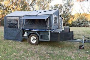 Camper Trailer - Tru Blu Offroad Wangaratta Wangaratta Area Preview
