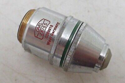 Carl Zeiss 5089919 Pol Neofluar 25060 250.60 1600.17 Microscope Objective