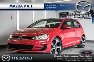 2015 Volkswagen GTI AUTOBAHN ** SUPERBE CONDITION **