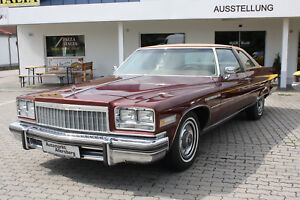 Buick 1976 Electra 455 V8 Coupe 41.600km