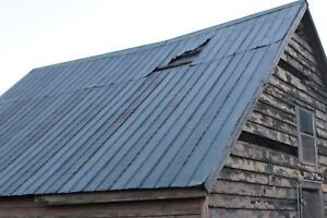 Metal roofing WANTED