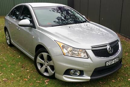 2012 HOLDEN CRUZE SRi V JH MY12 SEDAN Very LOW KLM VGC SYDNEY Sydney City Inner Sydney Preview