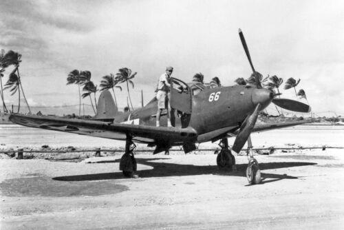 "USAAF Bell P-39 Airacobra ((8.5""x11"")) Print"