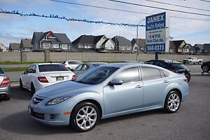 2009 Mazda Mazda6 GT-I4 GT - LEATHER INT - SUNROOF