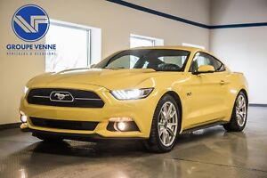 2015 Ford Mustang/50e ANNIVERSAIRE GT Premium