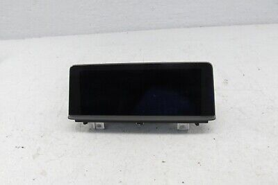 2012-2016 BMW 328i F30 AWD Media Navigation CID Display Monitor LCD Screen OEM