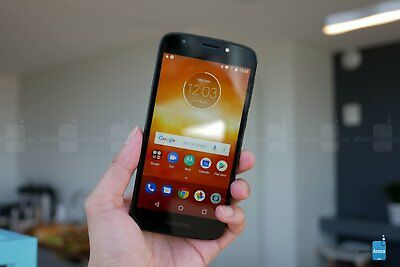 Motorola Moto E5 Play - 16 GB - Black (Sprint) C