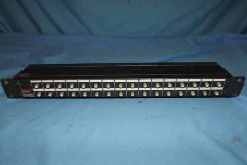 Tascam Audio Patch Panel