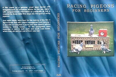 Racing Pigeons For Beginners  Dvd