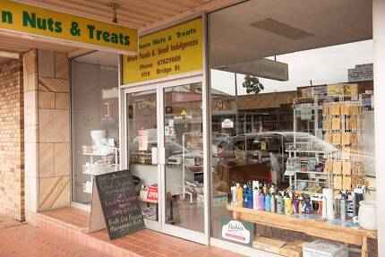 Well established health food store, Tamworth