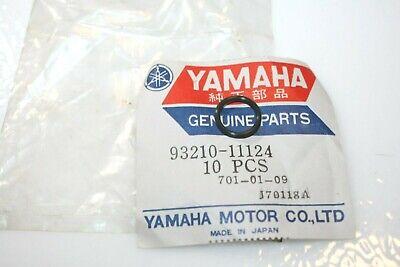 1 PC. NOS YAMAHA CYLINDER HEAD O-RING 93210-11124 TX500 XS500 SRX440