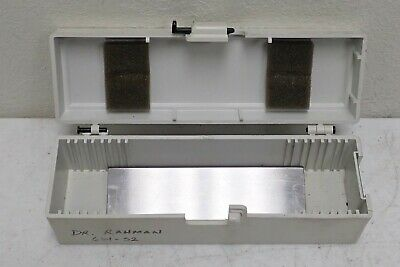 Reichert Jung Microtome Knife Type C 12cm In Leica Case