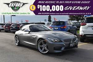 2011 BMW Z4 sDrive35is - Owner loved and cared for this rare Z