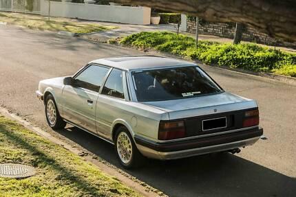 1986 Mazda 626 Magnum Turbo coupe