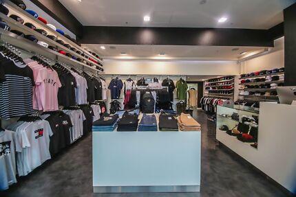 Streetwear shop for sale