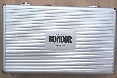 CONDOR TV PROMO ALC SIGHT HD 1980p PAN/TILT SECURITY WI-FI CAMERA + PRESS