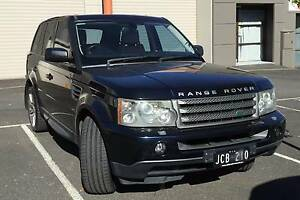 2005 Land Rover (4X4) SUV Ferntree Gully Knox Area Preview