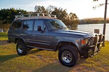 1986 Toyota Landcruiser 60 Series 12-HT Burleigh Heads Gold Coast South Preview