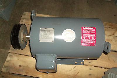 Magnetek 15 Hp Motor 230 Volt Only 254t Frame 1755 Rpm