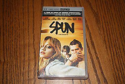 SPUN Brittany Murphy Jason Schwartzman PSP UMD NEW