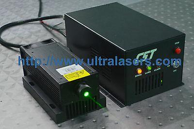 2000mw 2w 532nm Dpss Laser With Ttl Modulation