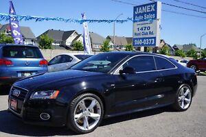 2011 Audi A5 2.0T Premium Plus S-LINE | NAVI | B&O | R.CAM