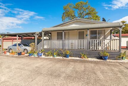 Terrigal - 3 Bedroom Manufactured Home in Quiet Over 55's Village