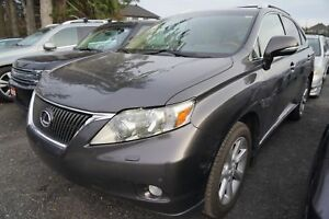 2010 Lexus RX 350 ACCIDENT FREE | ALL POWER OPTIONS | HEATED...