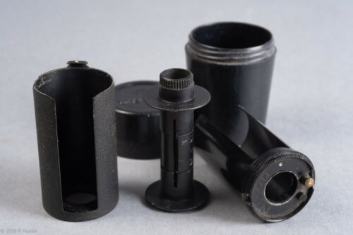 Nikon Rangefinder 35mm Film Cassette and Canister