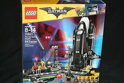 LEGO BATMAN MOVIE 70923 THE BAT-SPACE SHUTTLE (2018) BRAND NEW SEALED CATWOMAN