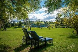 Terania Green - Byron Bay Hinterland Living with solid income Byron Area Preview