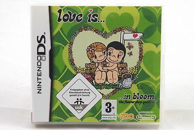 Love Is...In Bloom Liebe ist... (Nintendo DS/2DS/3DS) Spiel OVP, CIB, SEHR GUT ()