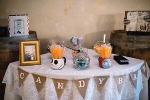 Wedding decor for SALE! Candy bar sign