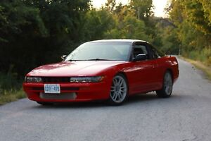 Nissan 240sx RB20