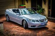 Saab 93ss Turbo Convertible 2.oT MY2008 Woodlands Stirling Area Preview