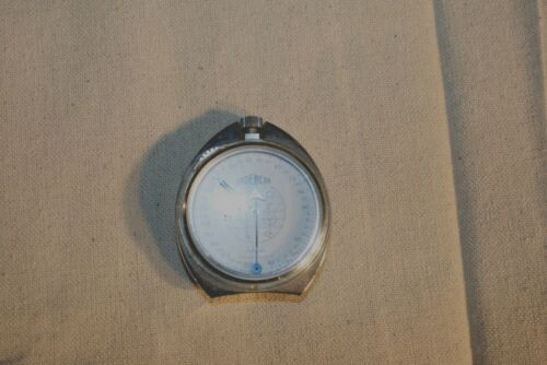 Cadencia Swiss Made Home Watch Co. Pocket Metronome Excellent Working