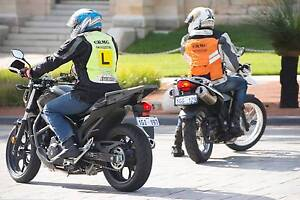 CR MOTORCYCLE TRAINING Greenwood Joondalup Area Preview
