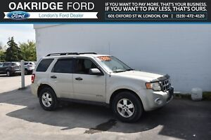 2008 Ford Escape 4DR 4WD XLT