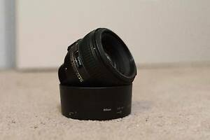 Nikon 50mm 1.4G - Perfect Condition Cheltenham Hornsby Area Preview