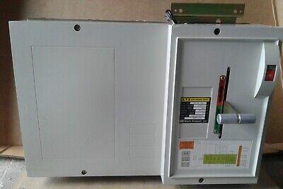 Xbf3061 Miami Breaker Auto-transfer Switch 3pole 600a 600v 60hz Ac120 New