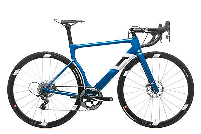 2018 3T Strada Pro Disc Road Bike Medium Carbon SRAM Force 1 11 Speed Zipp