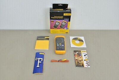 New Fluke 51 Ii Thermocouple Digital Thermometer Accessories