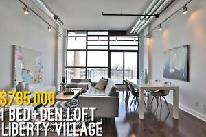 Stunning Liberty Village Loft