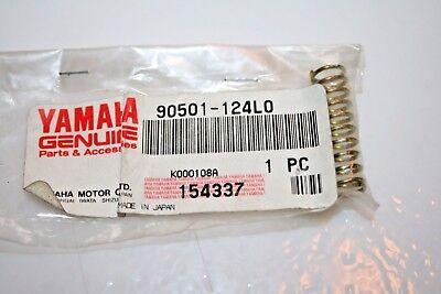 nos Yamaha snowmobile headlight spring 1998-99 vmax srx venture mm 90501-124L0
