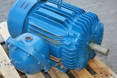 Baldor 60 Hp Electric Motor 1750 Rpm 230460v Hazardous Location Item 14