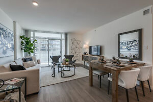 RARE THREE BEDROOM LUXURY SUITES IN THE HEART OF NEW WEST!